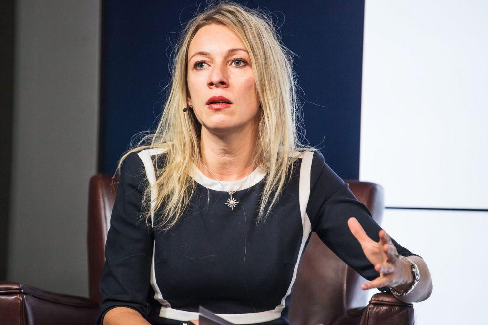 Мария Захарова шокировала зарубежных журналистов