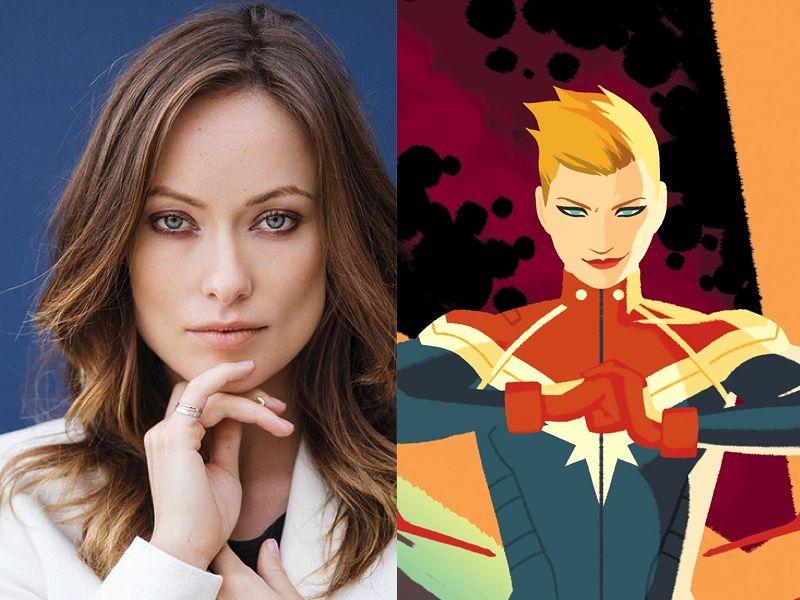 Оливия Уайлд хочет сыграть женщину-супергероя
