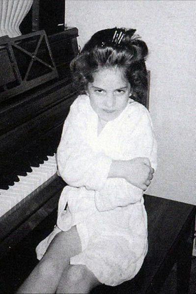 Леди Гага в детстве