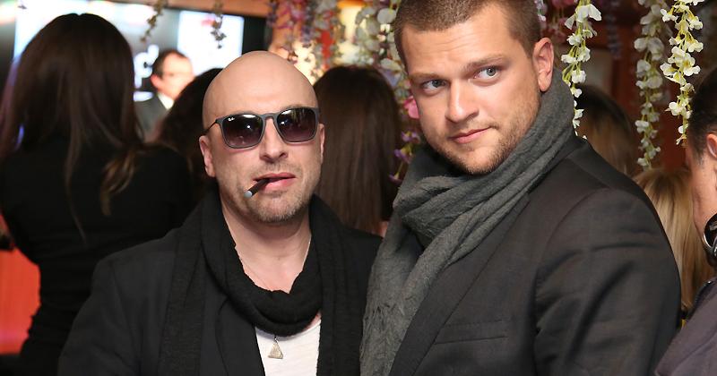 Дмитрий Нагиев с братом