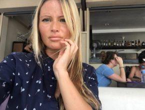 Бывший муж позволил Дане Борисовой отправиться на отдых с дочкой в Грецию