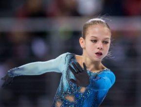 Александру Трусову уже видят на олимпийском пьедестале