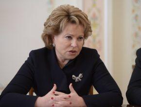 Валентина Матвиенко заявила, что у либералов нет будущего