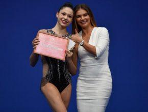 Кабаева и другие: звездный состав сборной России по художественной гимнастике 2018