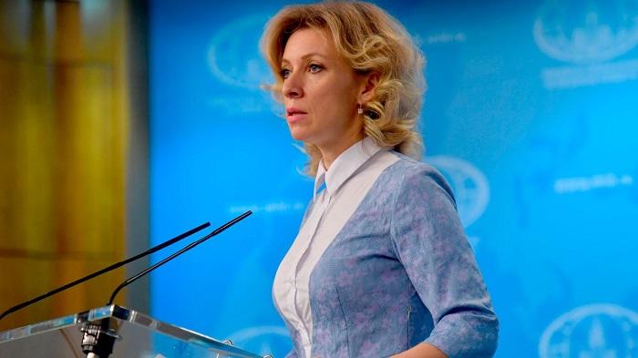 Захарова резко высказалась о решении Вашингтона по Сирии