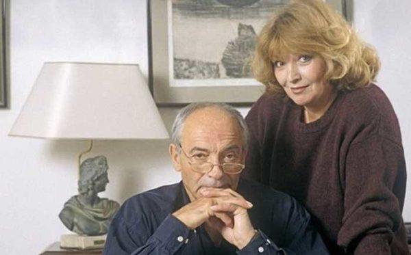 Валентин Гафт с женой Ольгой