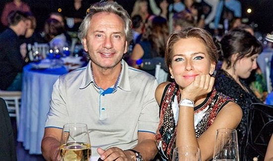 Елена Север и Владимир Киселев