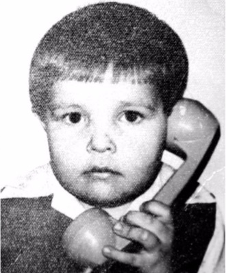 Павел Дацюк в детстве