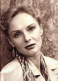 Ирина Цывина в молодости