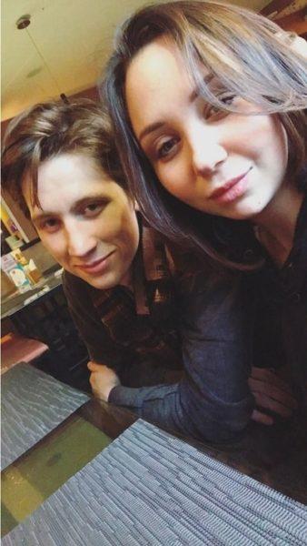Елизавета Туктамышева и Андрей Лазукин