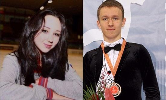 Елизавета Туктамышева с Мурадом Курбановым