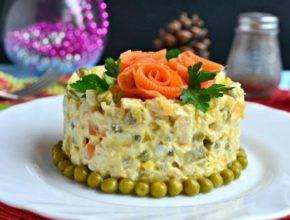 Салат столичный: 7 простых рецептов приготовления