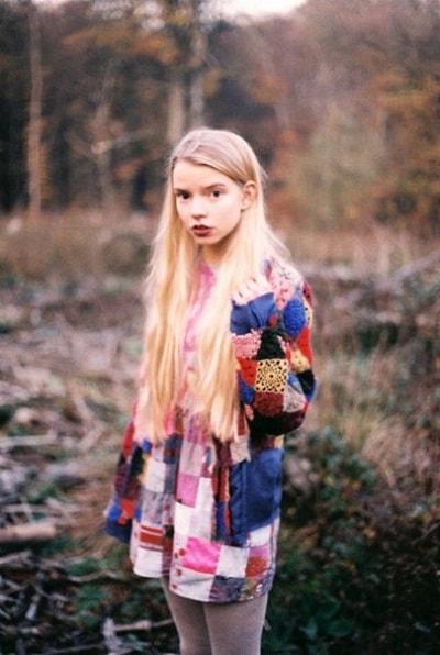 Аня Тейлор-Джой в юности