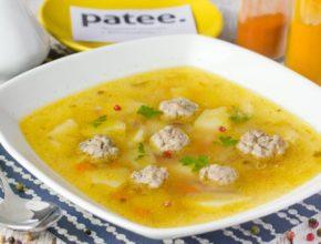 Суп с фрикадельками: 10 простых рецептов приготовления