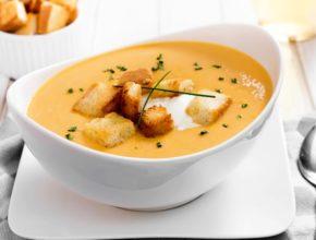Суп-пюре из тыквы: 9 простых рецептов приготовления