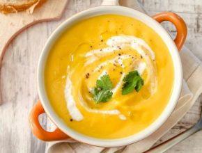 Крем-суп из тыквы: 12 простых рецептов приготовления