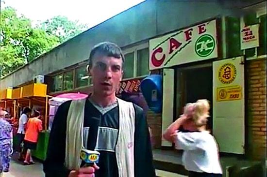 Евгений Попов в молодости