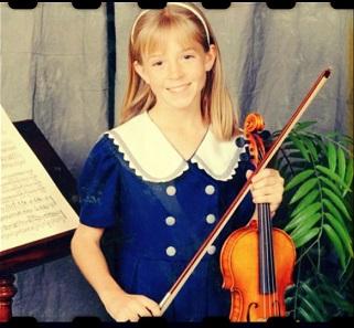 Линдси Стирлинг в детстве
