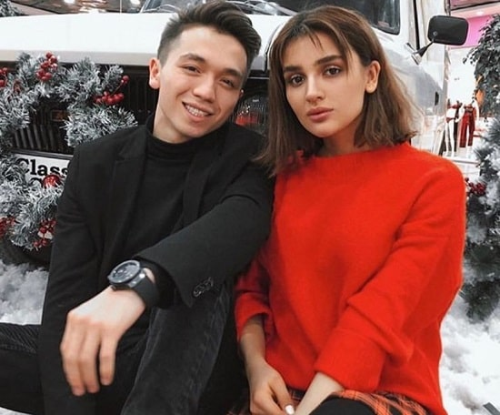 Rakhim и Мадина Басаева